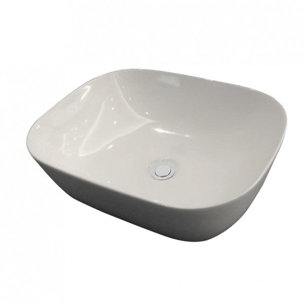 LUCI – BENCH MOUNTED BASIN ( W490, D410, H140 )