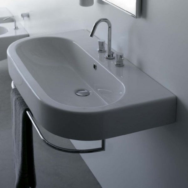 CONCEPT WALL / BENCH BASIN (W900, D500, H200)