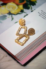 VIP GOLD EARRINGS
