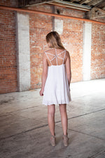 Shop BOHO BABE DRESS IN OFF WHITE -- As You Go Boutique