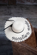 Shop VACATION MODE HAT -- As You Go Boutique