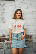 Shop BE KIND GRAPHIC TEE -- As You Go Boutique