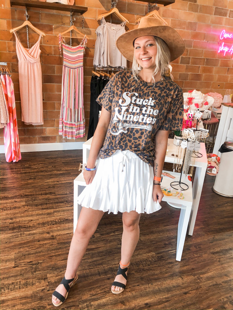 Shop STUCK IN THE 90S TEE -- As You Go Boutique