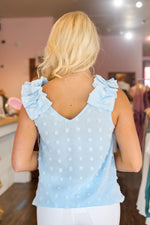 Shop DOTTED TANK -- As You Go Boutique