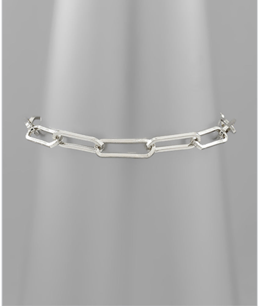 Shop CHAIN TOGGLE BRACELET -- As You Go Boutique