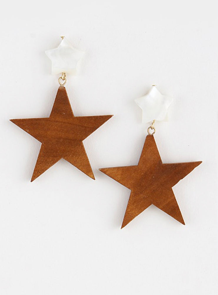 BIBI STAR EARRINGS