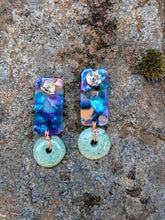 Load image into Gallery viewer, Pastel Acrylic Post Earrings