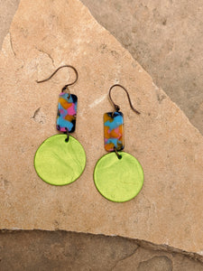 Lime-a-licious Earrings
