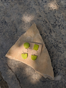Sweet Lime Earrings
