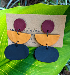 Night Out Dangle Earrings