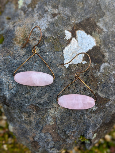 Tickled Pink Earrings