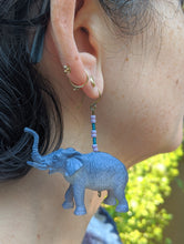 Load image into Gallery viewer, Empathic Elephant Earrings