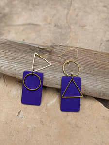 Overlap Earrings