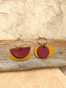 Skipping Stones Earrings