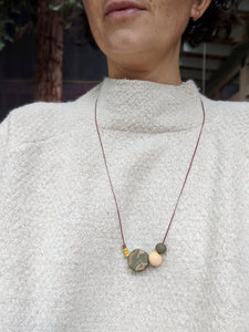 Sweat Pea Necklace