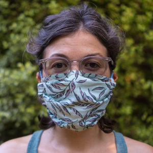 Adult Face Masks: Customizable + Made to Order
