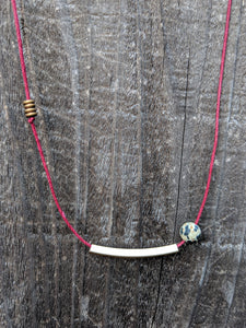 Off Centered Necklace