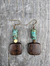 Load image into Gallery viewer, Dark + Stormy Earrings
