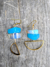 Load image into Gallery viewer, Ocean Wave Earrings