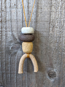 Balancing Neutrals Necklace
