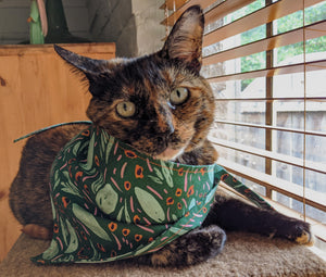 Furry Friend-kerchief: Customizable + Made to Order