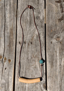 Speckled Trio Necklace