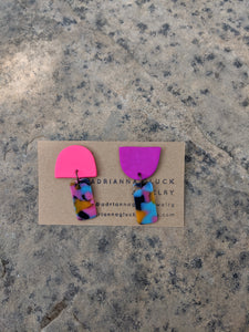 Pastel Pop! Earrings