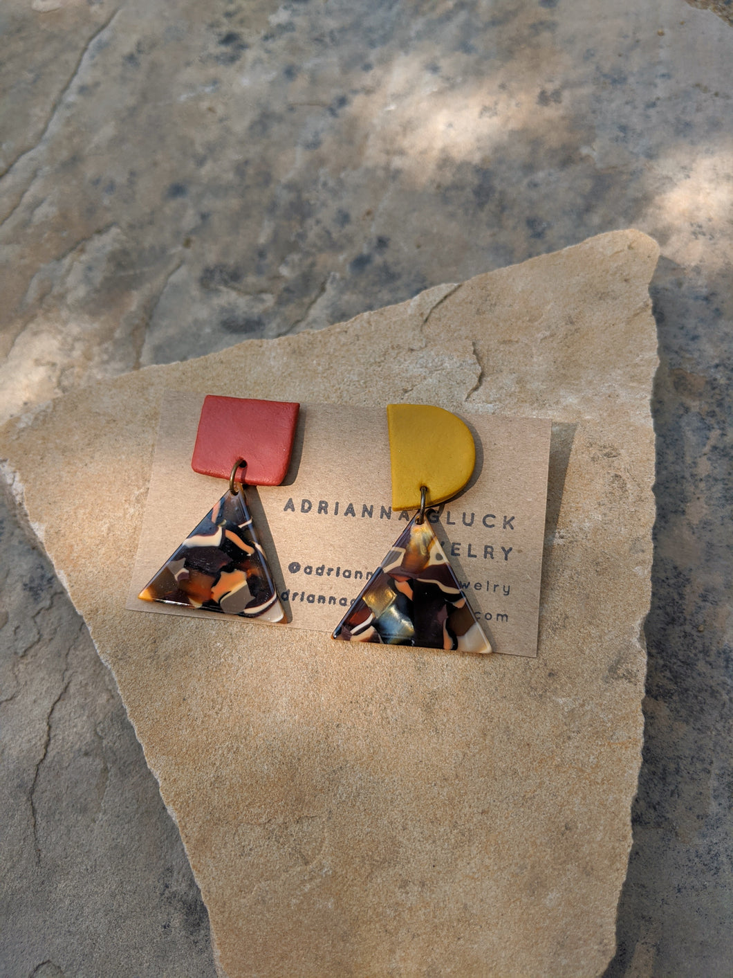 Autumn Shades Earrings