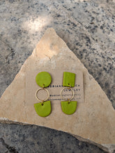 Load image into Gallery viewer, Sweet Lime Earrings