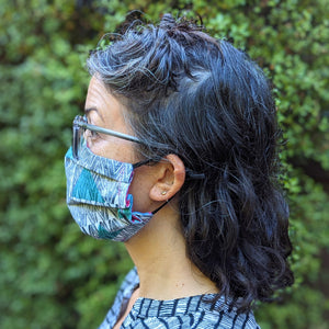 Adult Face Mask: Customizable + Made to Order