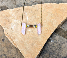 Load image into Gallery viewer, Rosey Lime Necklace