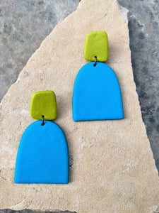 Chunk Earrings
