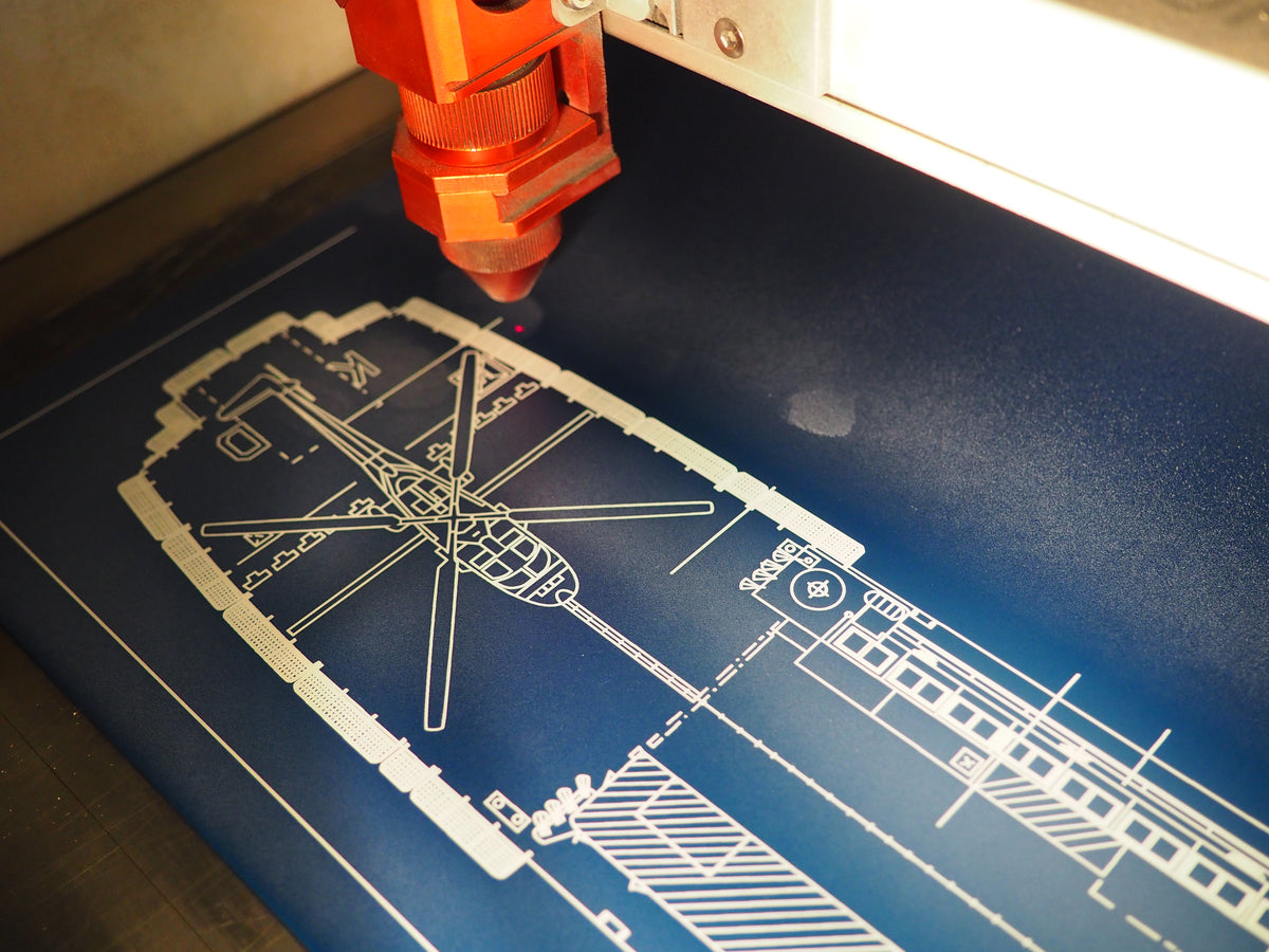 Blueprint Personaliseren