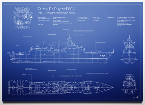 Hr. Ms. De Ruyter F804