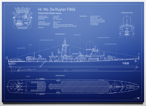 Hr. Ms. De Ruyter F806