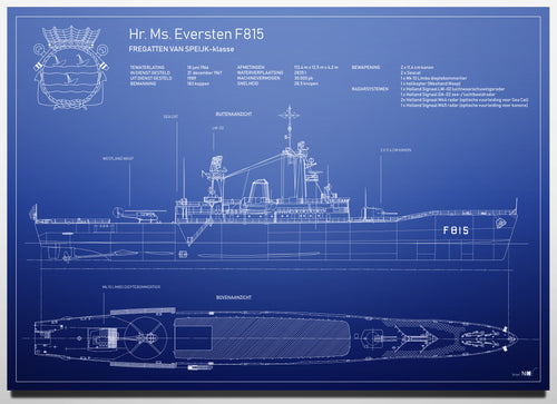 Hr. Ms. Evertsen F815