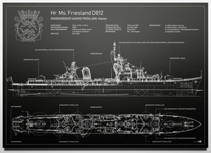Hr. Ms. Friesland D812