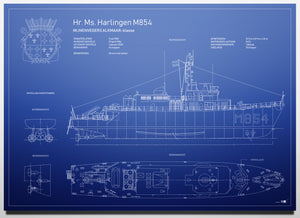 Hr. Ms. Harlingen M854