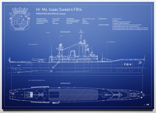 Hr. Ms. Isaac Sweers F814