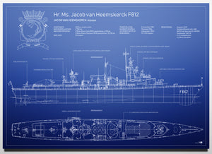Hr. Ms. Jacob van Heemskerck F812