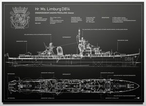 Hr. Ms. Limburg D814
