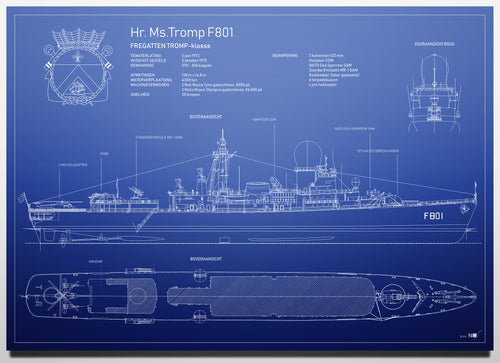 Hr. Ms. Tromp F801