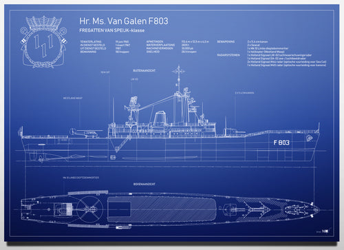 Hr. Ms. Van Galen F803