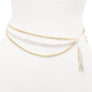 Pearl Tassel Belly Chain/Belt