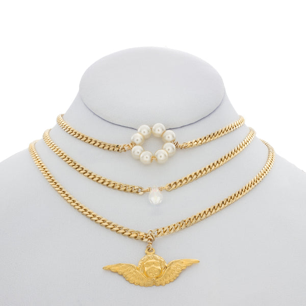 Angelic Charms Choker