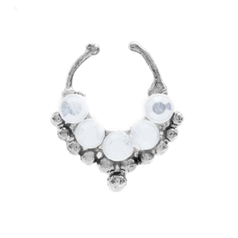 Clear Jewel Sadeh Clip
