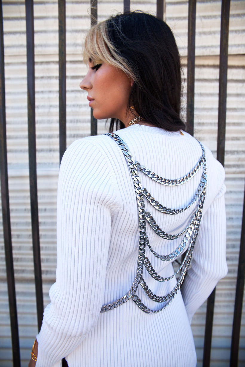 Chain Backpack