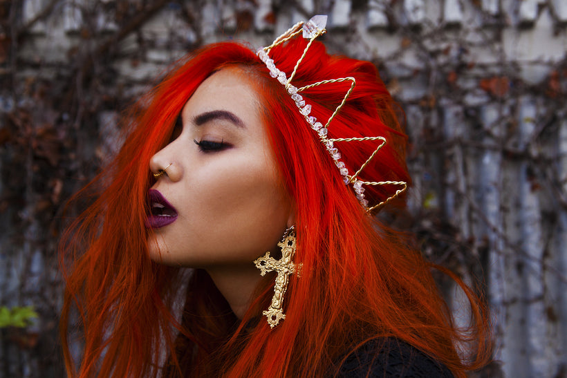 Queen of Diamonds Crown