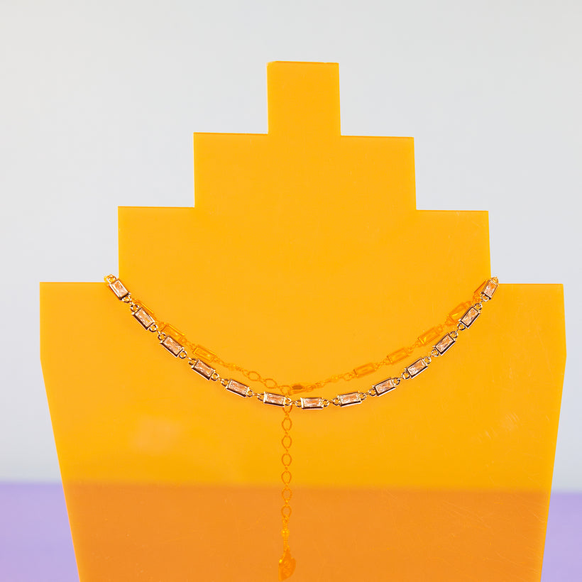 Rectangle Prism Choker