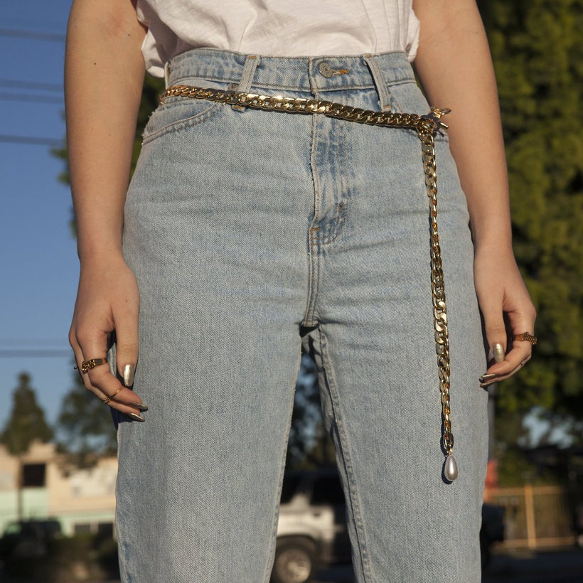 Goldie Links Belt